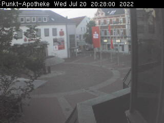 Bünde – Tönnies-Wellensiek-Platz Webcam Live